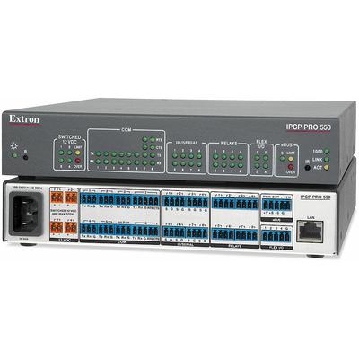 Extron IPCP Pro 550 - Zwart