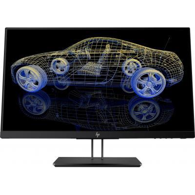 "HP Z Display Z23n G2 23"" Full HD IPS Monitor - Zwart - Renew"