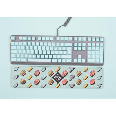 Mionix Keyboard Cap for Wei, Blue - QWERTZ Toetsenbord accessoire - Blauw