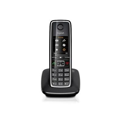 Gigaset C530 dect telefoon - Zwart, Zilver