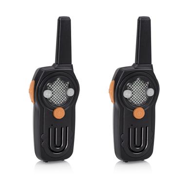 Topcom RC-6430 Walkie Talkie - Twintalker 500 walkie-talkie - Zwart