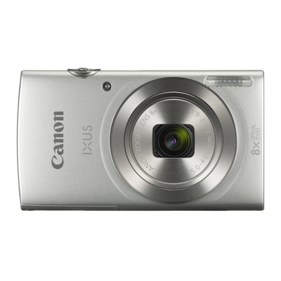Canon digitale camera: Digital IXUS 185 - Zilver
