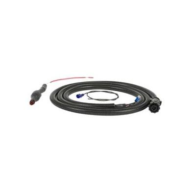 Zebra accessoire : 1.8m Power Extension Cable, DC, waterproof - Zwart