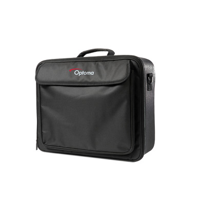 Optoma projectorkoffer: Carry bag L - Zwart