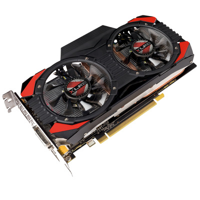 PNY GeForce GTX 1060 XLR8 OC GAMING Videokaart - Zwart, Rood