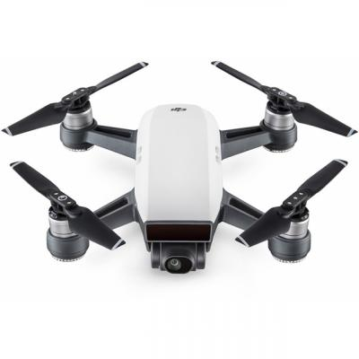 Dji drone: Spark Fly More Combo - Zwart, Wit