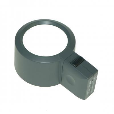 Dörr loep: Table Lupe 2X Illuminated Magnifier - Zwart