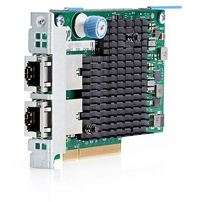 HP Ethernet 10Gb 2-port 561FLR-T Adapter Netwerkkaart