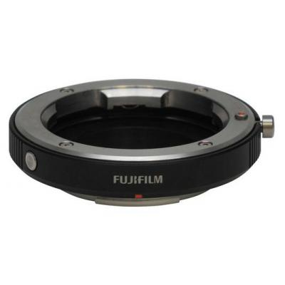 Fujifilm M Mount Adapter Lens adapter - Zwart