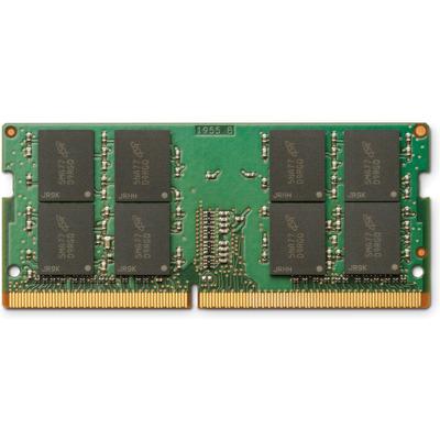 HP 16GB DDR4 2400MHz RAM-geheugen - Zwart,Groen