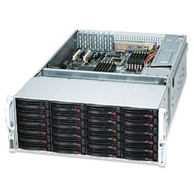 Supermicro server barebone: SC847E16-R1400LPB