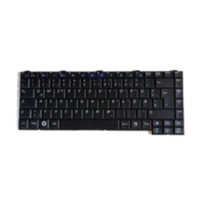 Samsung Keyboard (ENGLISH) notebook reserve-onderdeel - Zwart