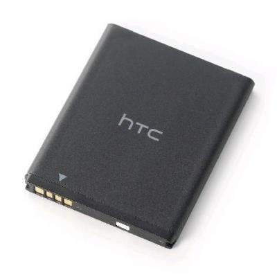 Htc batterij: BA S460, HD7 Battery, 1200 mAh - Zwart