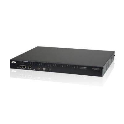 Aten console server: 48-Port Serial Over IP unit