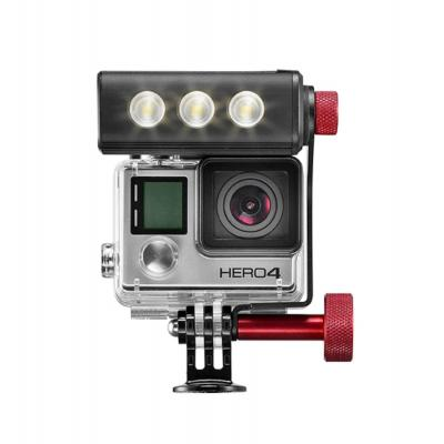 Manfrotto Off road ThrilLED Light & Bracket - Zwart