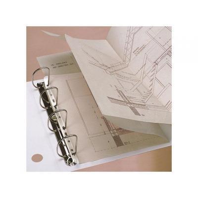3L Dossierstrip 272mm 2r-4r-23r/pak 100 Liaspen