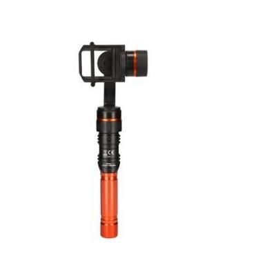 Rollei : Pro Actioncam Gimbal - Zwart, Rood