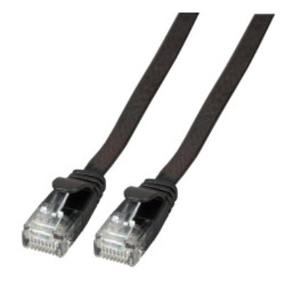 EFB Elektronik K8107SW.0,5 UTP-kabels