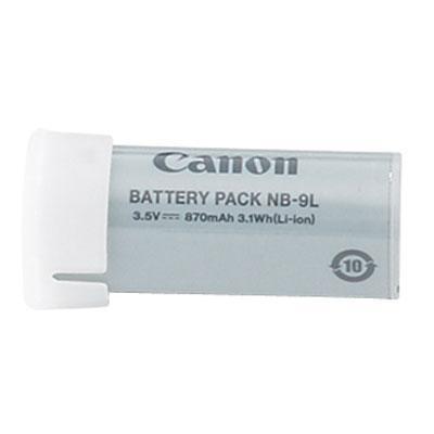 Canon batterij: NB-9L - Grijs