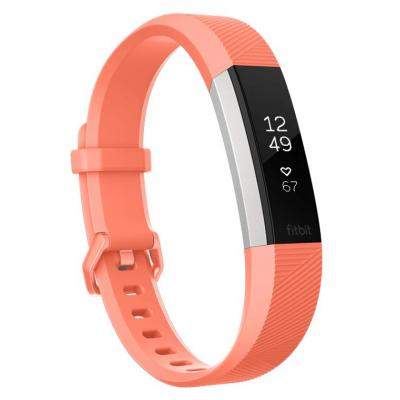 Fitbit wearable: Alta HR - Koraal