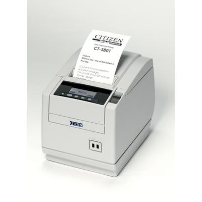 Citizen CT-S801II Pos bonprinter - Wit
