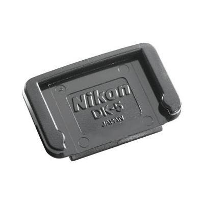 Nikon ooglensaccessoire: Oculairkapje DK-5 - Zwart