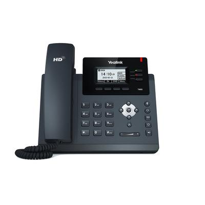 Yealink SIP-T40G IP telefoon - Zwart