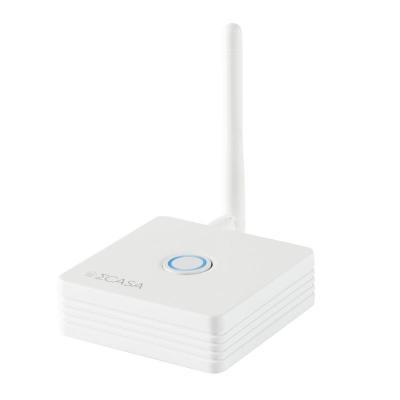 Logilink : ∑Central – Base station, Wi-Fi, Bluetooth v4.0 - Wit