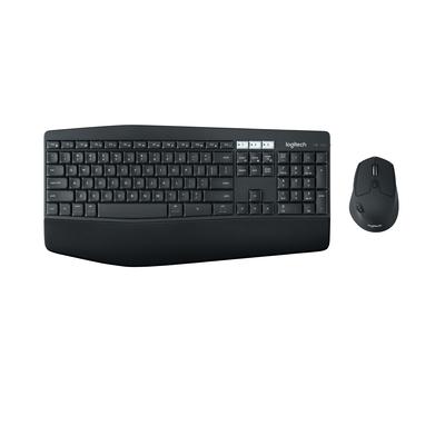 Logitech toetsenbord: MK850 Performance - Zwart, QWERTY