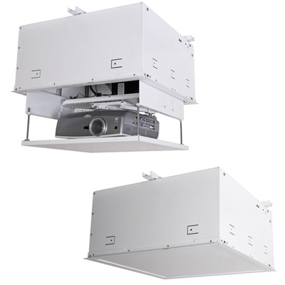 Chief SMART-LIFT Automated Projector Lift (For Int'l use, 220V) Projector plafond&muur steun - Wit