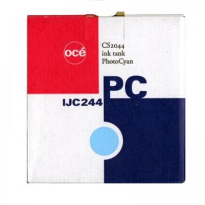 Oce IJC244 Inktcartridge - Foto cyaan