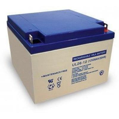 CoreParts MBXLDAD-BA030 UPS batterij - Blauw,Zilver