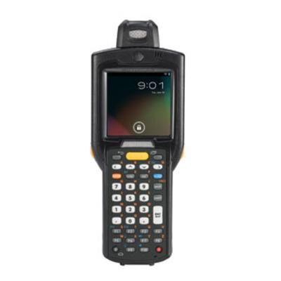 Zebra MC3200 - Alphanumeric PDA - Zwart