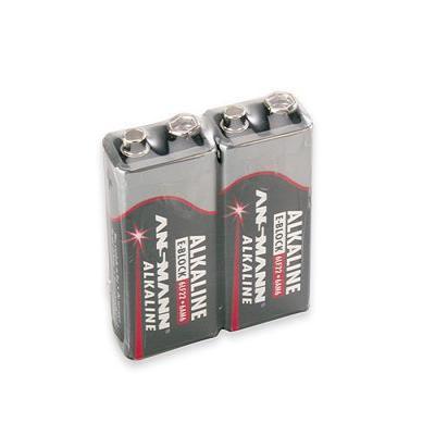 Ansmann batterij: 5015591 - Zwart, Grijs