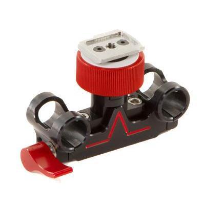 Shape camera flits accessoire: Hot Shoe, Red/Black - Zwart, Rood
