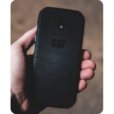 CAT S42 H+ Smartphone - Zwart 32GB