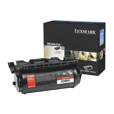 Lexmark X644A21E toner