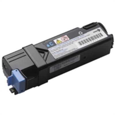 Dell toner: Toner Cyan High Capacity 2000p for 1320c - Cyaan