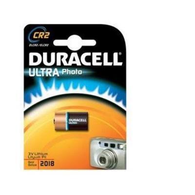 Duracell batterij: Lithium, 3V