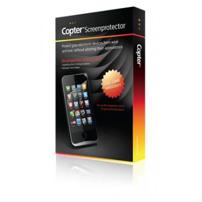 Copter Fullbody Screenprotector for Samsung Galaxy Tab 2 10.1 Screen protector - Transparant