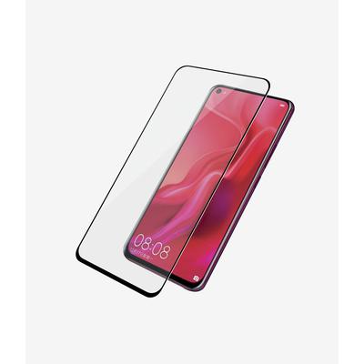 PanzerGlass Huawei Nova 4/Honor View 20/V20 Edge-to-Edge Screen protector - Transparant