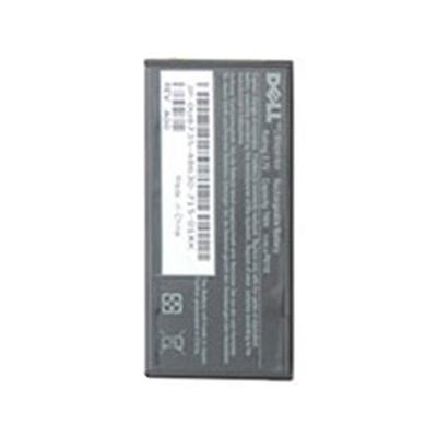 DELL 7 WHR 1-Cell Lithium Ion Notebook reserve-onderdeel - Zwart