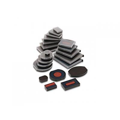 Colop stempel inkt: Inktkussen E/200/2 rood/blauw/pak2
