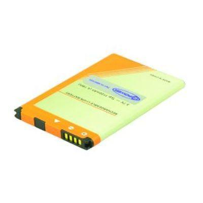 2-Power Li-Ion 3.7v 1120mAh Mobile phone spare part - Multi kleuren