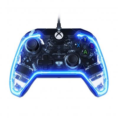 Afterglow game controller: - Prismatic Wired Controller  Xbox One