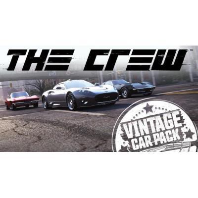 Ubisoft : The Crew - Vintage Car Pack
