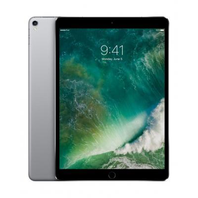 "Apple tablet: iPad Pro 10.5"" Wi-Fi + Cellular 512GB Space Grey - Grijs"