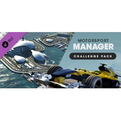 Sega : Motorsport Manager - Challenge Pack