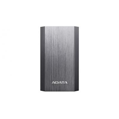 Adata powerbank: A10050 - Grijs