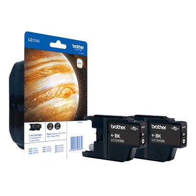 Brother LC-1240BKBP2DR inktcartridges